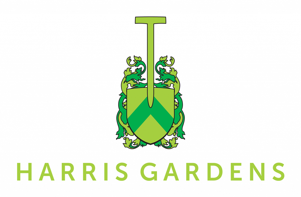 Harris Gardens Logo